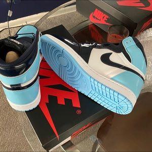 Jordan 1s blue chills